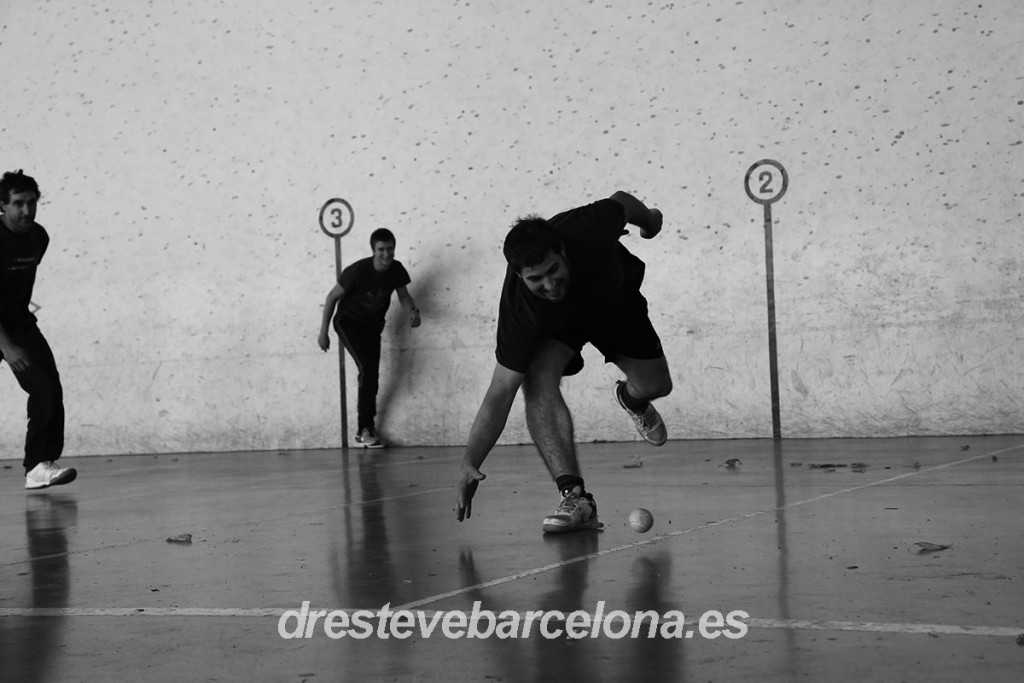 La carrera del opositor - Dr. Esteve Barcelona